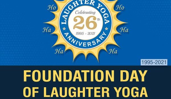 26 Jahre Lachyoga Feier